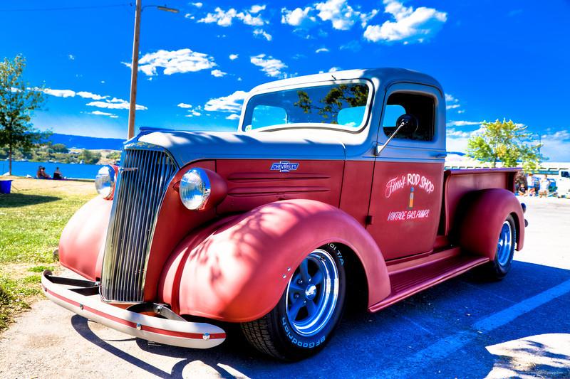 1937 Chevy Pickup - Tim Arneson