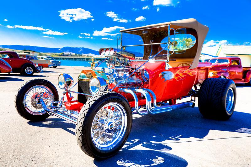 1925 Ford T-Bucket - Al Thomas