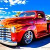 Best of Show - 1950 Chevy 3100 Pickup - Dwain & Jessie Smith