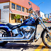 Best Motorcycle - 2004 Harley Davidson Softail - Tammy Dolezal Cotton