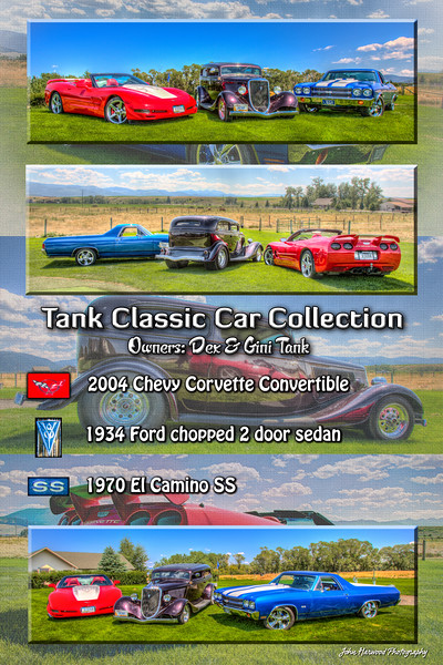 Dex & Gini Tank Classic Car Collection