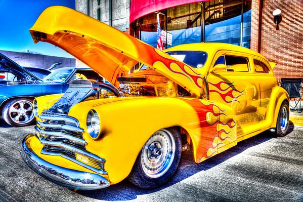 1947 Chevy Stylemaster - Gary Yasinki