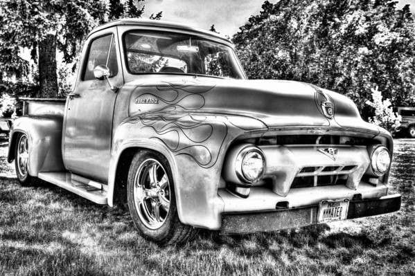 1954 Ford F-100 - Tony Stacy