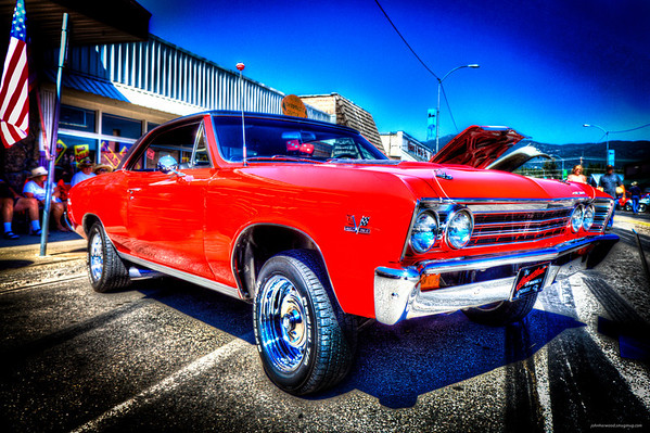 1967 Chevy Chevelle - Hank & Valorie Hoover