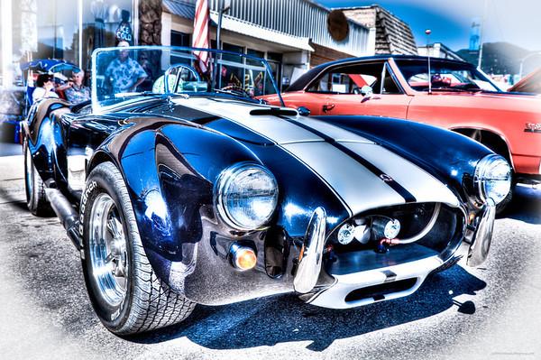 1967 Shelby Cobra - Caren and Dwight Crumpacker