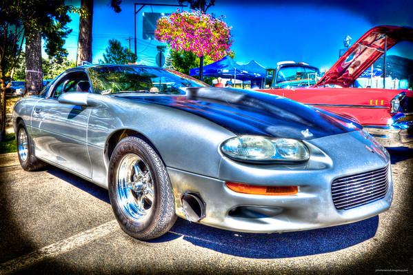 2000 Chevy Camaro - Stephanie Roberts