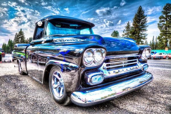 1959 Chevy Black PU - Dean Gemar