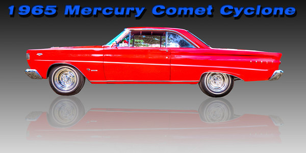 1965 Mercury Comet Cyclone - Rocky Mountain Customs -  John Suprock
