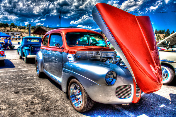 1941 Ford Standard - Fred & Penny Cera