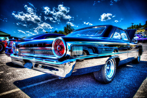 1963 Ford Galaxie 500 - Gary Meuchel