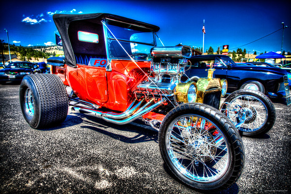 Lolo Shifters Car Show - July 2012