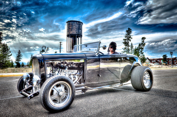 Yellowstone Rod Run 2013
