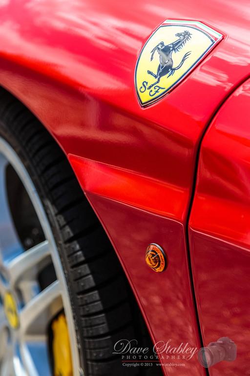Ferrari Angles