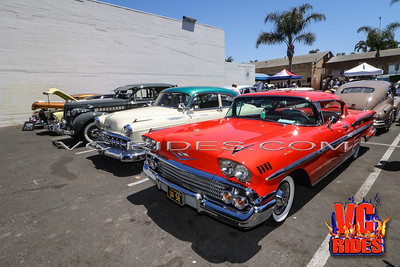 1st Annual Knights of Columbus Car Show 7-14-18
