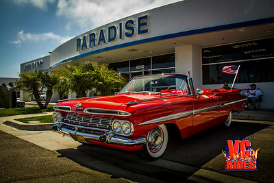 Paradise Chevrolet Car Show 8-17-13 Photos