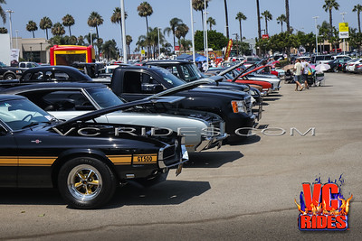 Waves and Wheels Car Show Aug 12th 2018