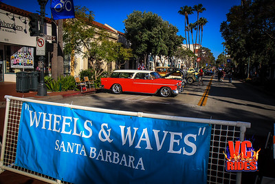 Wheels and Waves Car Show 5-19-13 photos