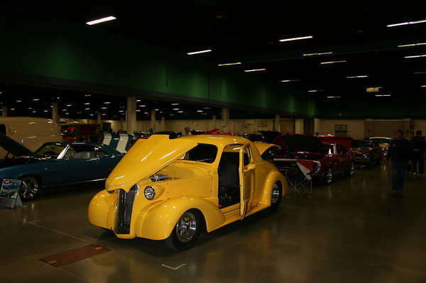 10th Annual Shriner's Drag Racing & Hot Rod Expo - 01/13/2012 & 01/14/2012 - Greensboro, NC