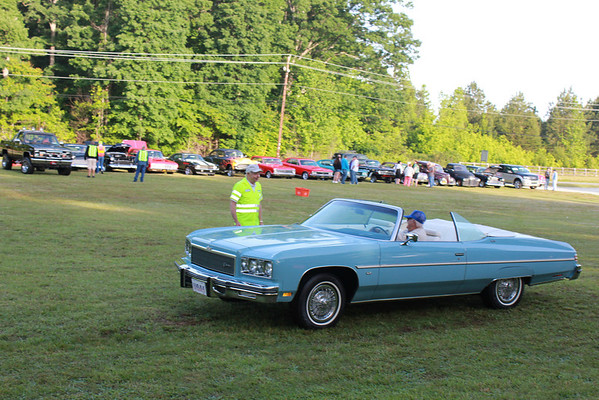 12th Annual Timeless Cruizers Carshow Efland NC