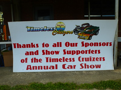 15th Annual Timeless Cruizers Car Show 5-9-2015