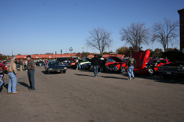 24th Annual Carolina Collector Auto Fest - State Fairgrounds - Raleigh, NC - 11/12/2011