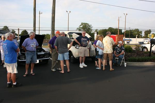 Chick-fil-A Cruise-In - Durham, NC - 08/13/2011