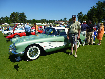 Pinehurst Concours D'Elegance   May 3, 2014