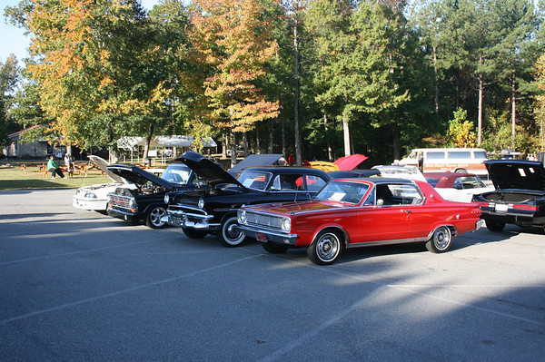 Troop 87 10th Annual Classic Car Show - Mebane, NC - 10/15/2011
