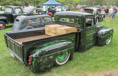 2014 Car Show at Johnson County Park, Indiana