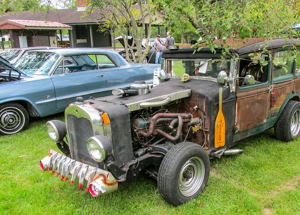 2014 Car Show at Johnson County Park, Indiana
