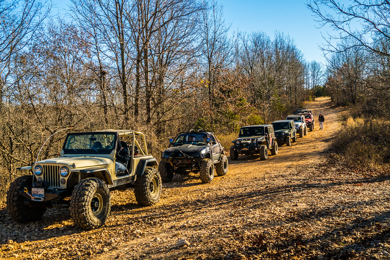 Line em up! Day two is about to begin!