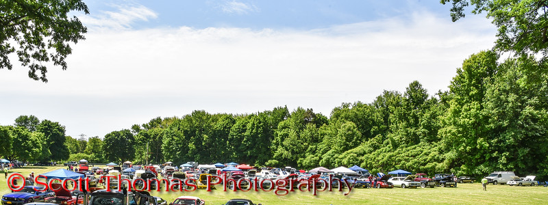 All Ford Cruise In and Swap Meet at Longbranch Park near Liverpool, New York on Sunday, June 10, 2018.