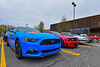 Cars & Coffee at Wegman's on Route 57 in Liverpool, New York on Saturday, April 29, 2017.