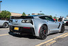 Cars & Coffee at Wegman's on Route 57 in Liverpool, New York on Saturday, July 7, 2018.