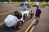 Cars & Coffee at Wegman's on Route 31 in Clay, New York on Saturday, August 24, 2019.