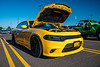 2017 Dodge Charger at Rt. 31 Cars & Coffee at Wegman's in Clay, New York on Saturday, June 20, 2020.