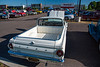 1964 Ford Ranchero at Rt. 31 Cars & Coffee at Wegman's in Clay, New York on Saturday, June 20, 2020.