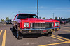 1972 Chevrolet Monte Carlo photographed at the Rt. 31 Cars & Coffee near Wegmans in Clay, New York on Saturday, May 15, 2021.