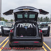 Tesla Model X photographed at the Cars, Coffee & EVs near Wegmans in Clay, New York on Saturday, September 18, 2021.