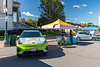 SunCommon at the NY Capital District Drive Electric Week, a National Drive Electric Week (NDEW) event, in Schenectady, New York on Sunday, September 26, 2021.