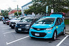 NY Capital District Drive Electric Week, a National Drive Electric Week (NDEW) event, in Schenectady, New York on Sunday, September 26, 2021.