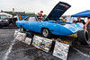 A Plymouth Superbird for sale looking for someone to being it back to life in the Swap Meet of the Syracuse Nationals at the New York State Fairgrounds in Syracuse, New York on Saturday, July 20, 2019.