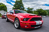 Syracuse Shelby Mustang Club member cars at the Speedway in Moravia, New York during the June 2020 Cruise on Sunday, June 14, 2020.
