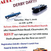 Sylvan Abbey United Methodist Church, Car Show 2016-05-07001