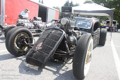 34th Annual Wheels of Time Rod+Custom Jamboree Fri 8-24-12