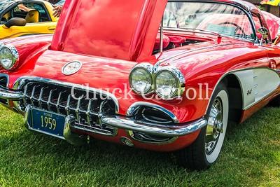 Altoona Corvette Club  Car Show at DelGrosso's  Amusement Park, Tipton, PA