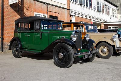 1934 Austin Open Road Tourer