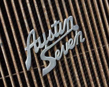 Austin Seven Badge