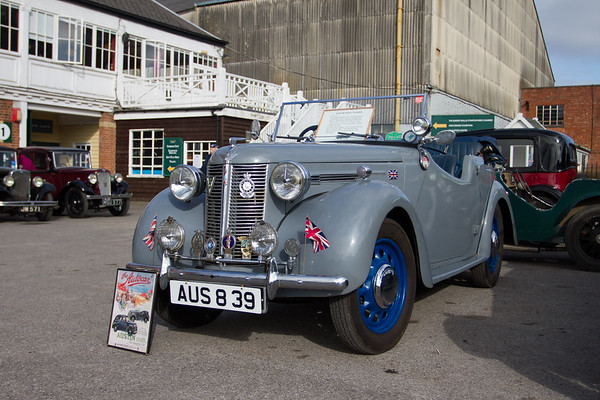 1939 Austin Eight Tourer