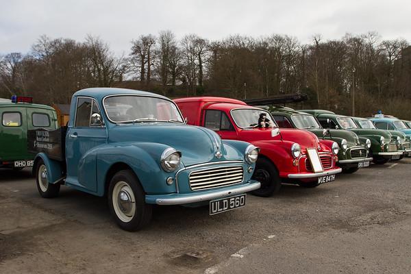 Morris Minor 1000 Pick-Up